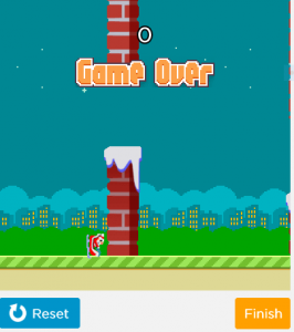 Lily B's very own Flappy Bird game! – lily Beths mythical blog!